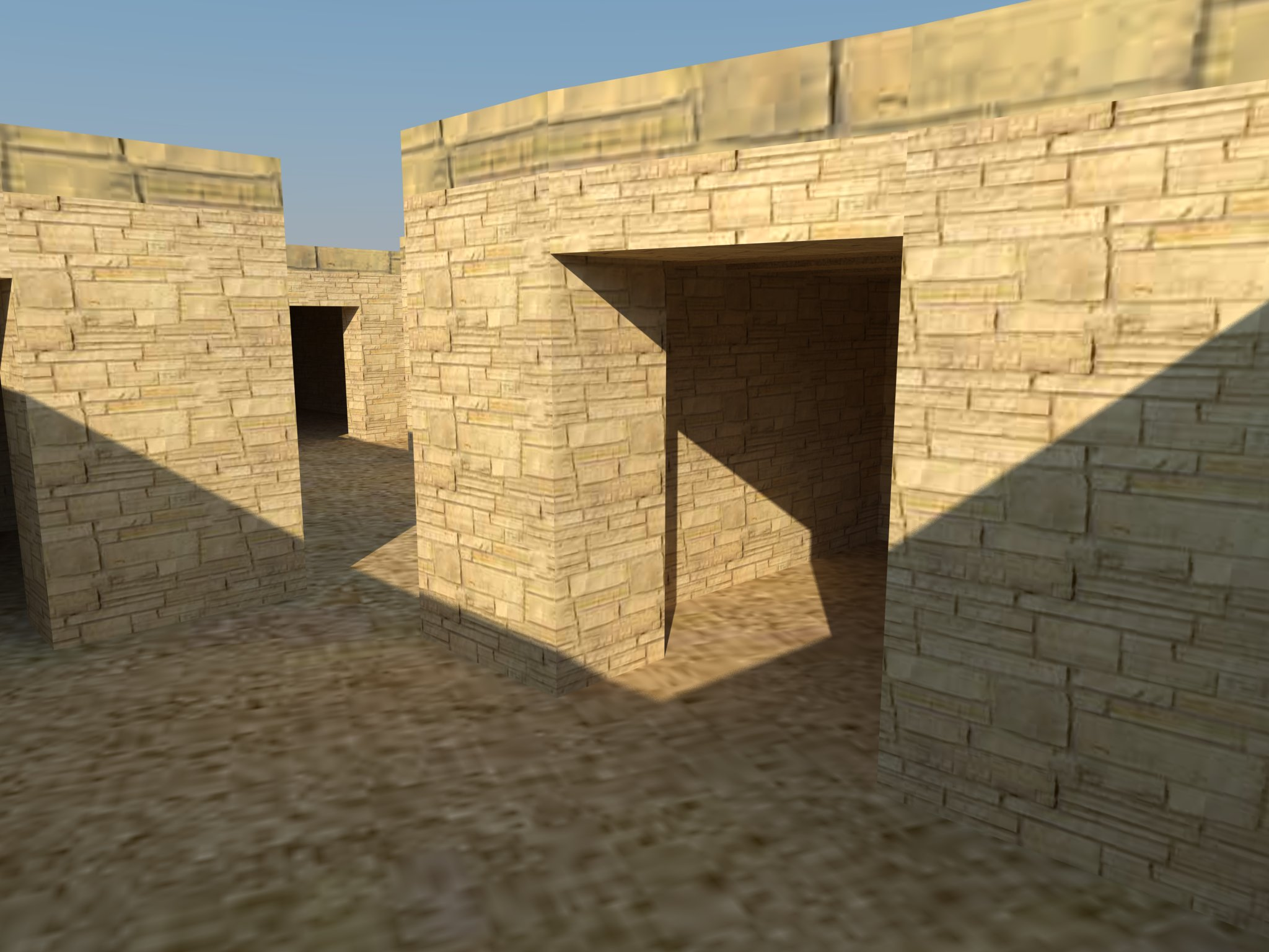 Creating a 3D Model of the Town of Zagora with Sketchup – 3D