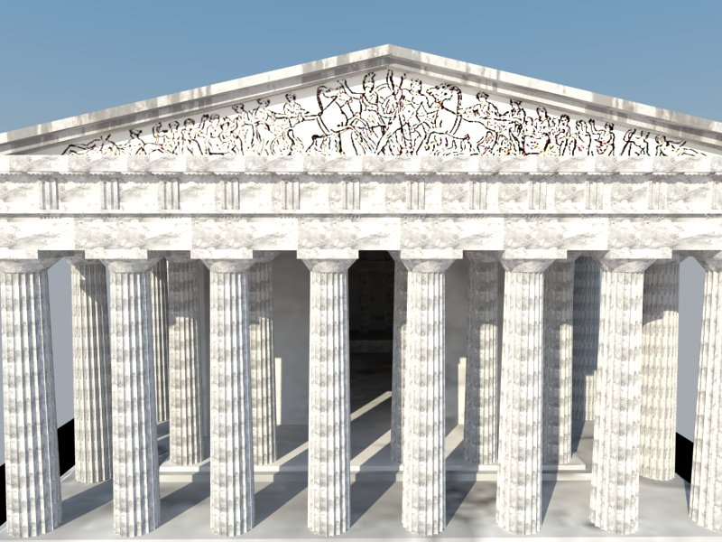 Google Sketchup and Archaeology: Reconstructing the ...